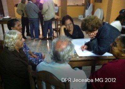 Diagnóstico Participativo Rural (DPR)